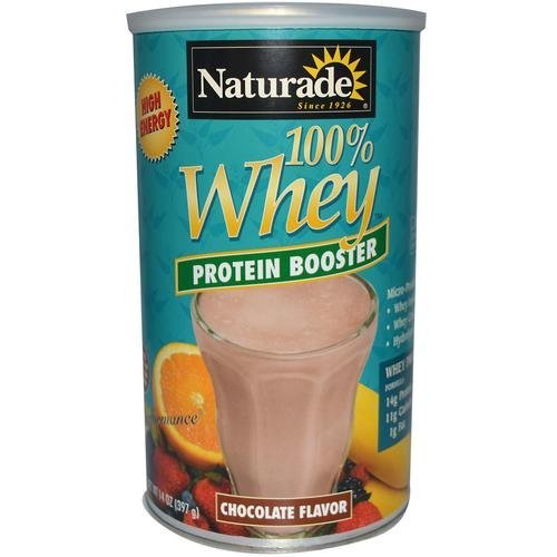 Naturade 100% Whey Protein Chocolate 400 g by Naturade by Naturade