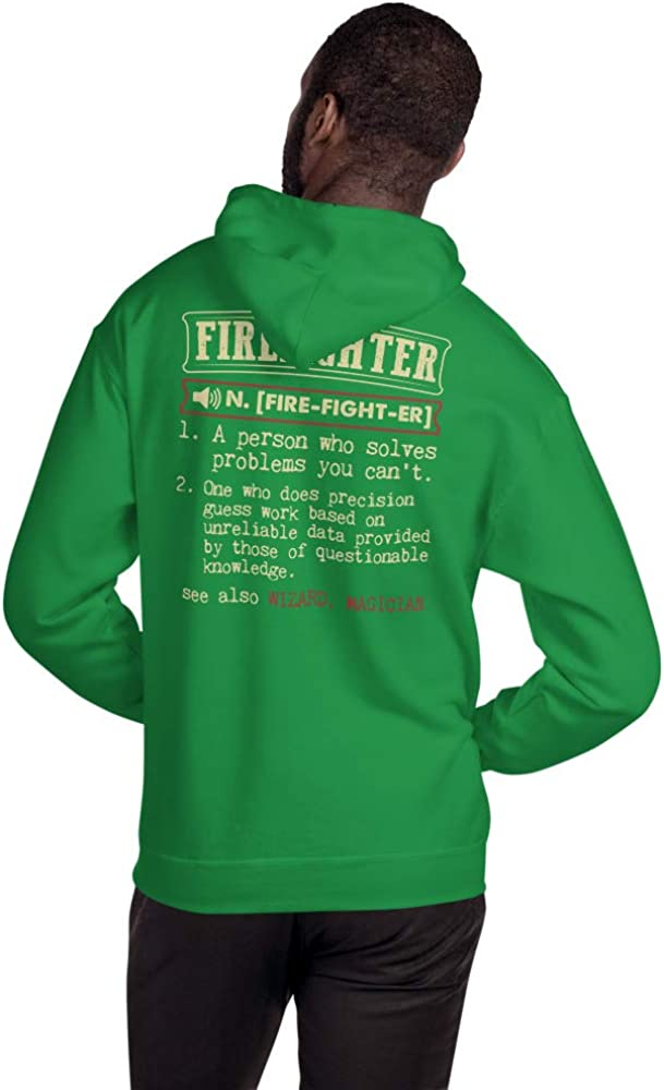 meken Firefighter Funny Dictionary Term