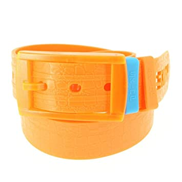 Skimp Ceinture Sauvage Orange, Imprimé Croco  Amazon.fr  Sports et ... 223c2b19864