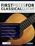 img - for First Pieces for Classical Guitar: Master twenty beautiful classical guitar studies book / textbook / text book