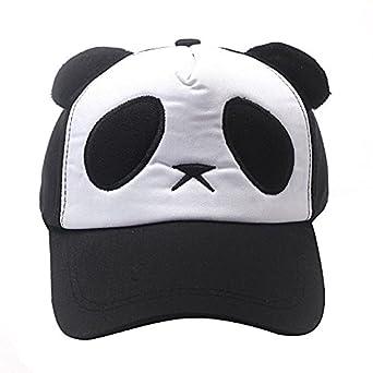 PARVAL Gorra de béisbol Mujer/hombre Unisex Adulto Panda Gorra de ...
