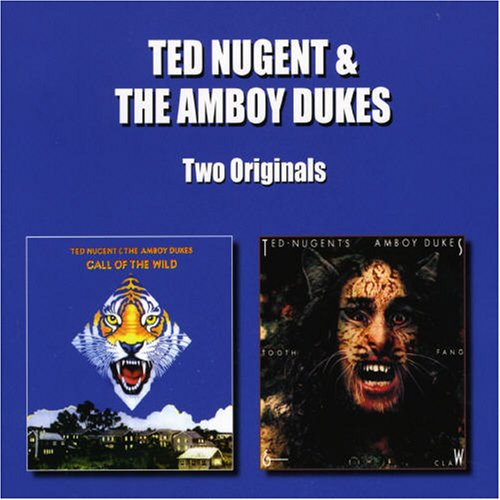 Ted Nugent & The Amboy Dukes - Call Of The Wild  Tooth Fang & Claw - Zortam Music