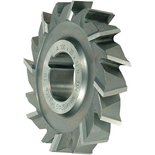 Alpen 317400500100 Side Milling Cutters N Din 885 A 50x5mm