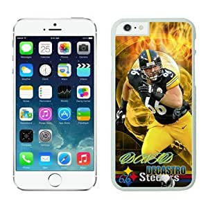 Pittsburgh Steelers David DeCastro Case Cover For LG G3 NFL Cases White NIC14213