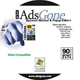 Adsgone Spyware Blocker and Popup Killer