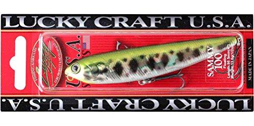 LUCKY CRAFT Sammy 100 (075 Aurora Bass)