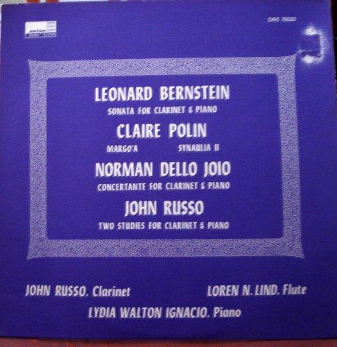 leonard-bernstein-sonata-for-clarinet-piano-claire-polin-margoa-synaulia-ii-norman-dello-joio-concer