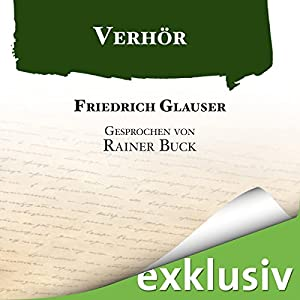 Verhör Audiobook