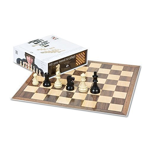DGT Grey Starter Box Chess Set
