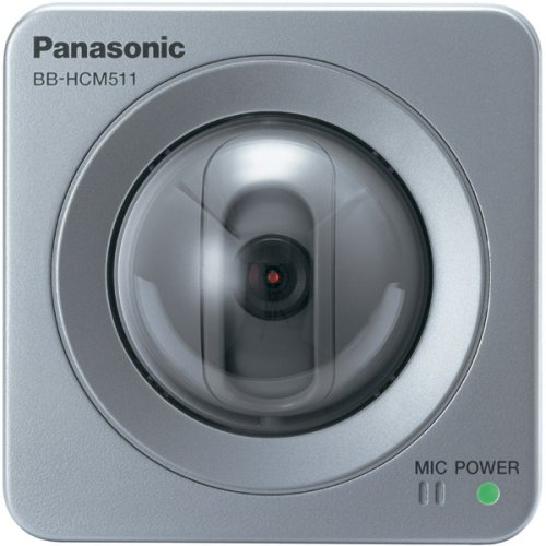Panasonic BB HCM511A Network Camera Two Way