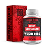 Green Coffee Bean Extract – 60 Caps – Natural, Pure, and Gluten Free – Double Dragon Organics