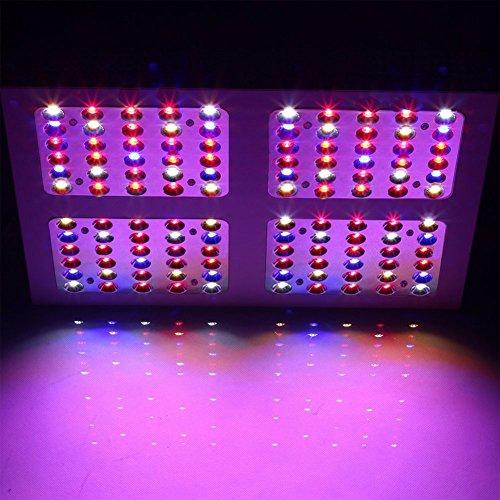 aroccom 400w reflector design led grow light 3w 5w leds. Black Bedroom Furniture Sets. Home Design Ideas