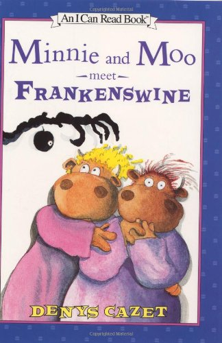 Download Minnie and Moo Meet Frankenswine (I Can Read!) pdf
