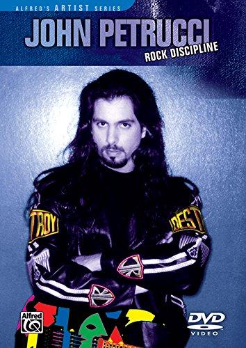 John Petrucci -- Rock Discipline (DVD) (Scales Connecting)