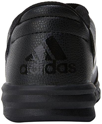 adidas Unisex-Kinder AltaSport Cloudfoam Gymnastikschuhe Schwarz (Core Black/core Black/ftwr White)