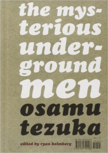 Mysterious Underground Men, The (Ten-Cent Manga)