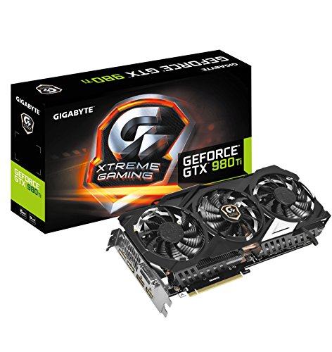 Gigabyte XTREME GAMING GV-N98TXTREME C-6GD GeForce GTX 980 T