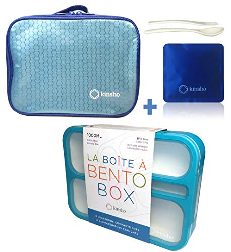 Bento Box with Insulated
