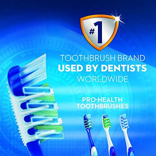 Oral-B Pro-Health Smart-Flex Toothbrush - 2 Unit, Soft (Colors May Vary)