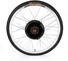 sujrtuj - Kit de conversión para bicicleta eléctrica (28