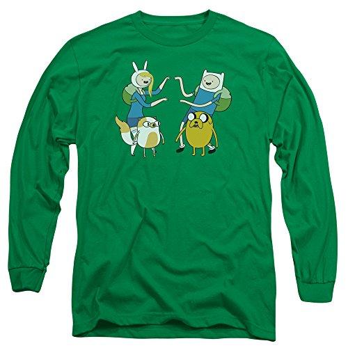 manica T lunga uomo Kelly da Green Adventure shirt Time tqXHcTw