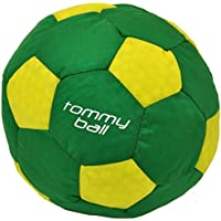 TommyBall Lightweight Indoor Kids Soccer Ball (Footbag...