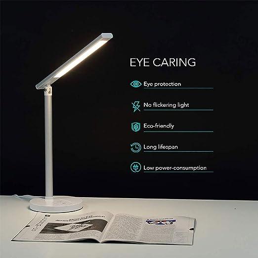 Vinmin Lámpara de Escritorio LED, lámpara de Mesa de Oficina LED ...
