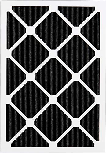 Nordic Pure 15x25x1 MERV 8 Pleated AC Furnace Air Filters 4 Pack