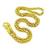 Chain 22k 23k 24k Thai Baht Gold GP Necklace