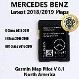 Mercedes-Benz A2139069903 Garmin Map Pilot Navigation SD Card 2017 North America