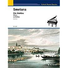 Moldau: Piano Solo