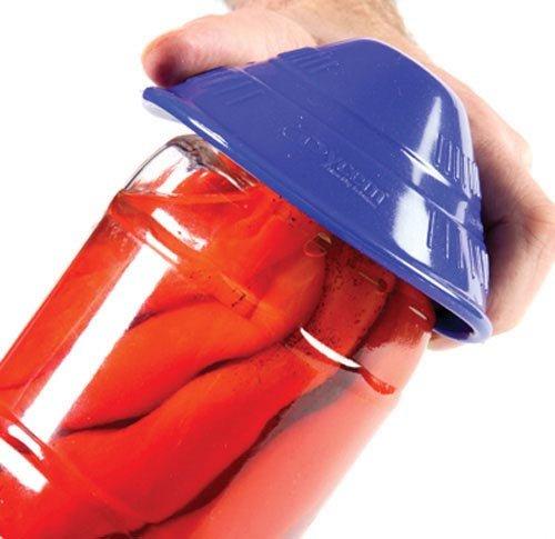 Dycem Jar Opener Blue by Dycem by Dycem