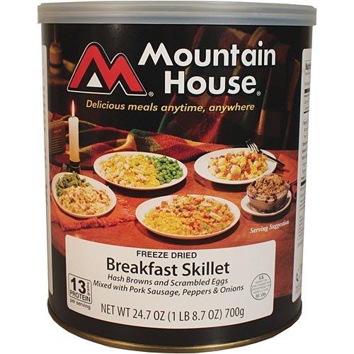Mountain House Breakfast Skillet #10 Can Freeze Dried Foo...