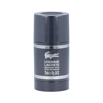 Deodorant L'homme Him Stick 75ml Lacoste For EWD9H2I