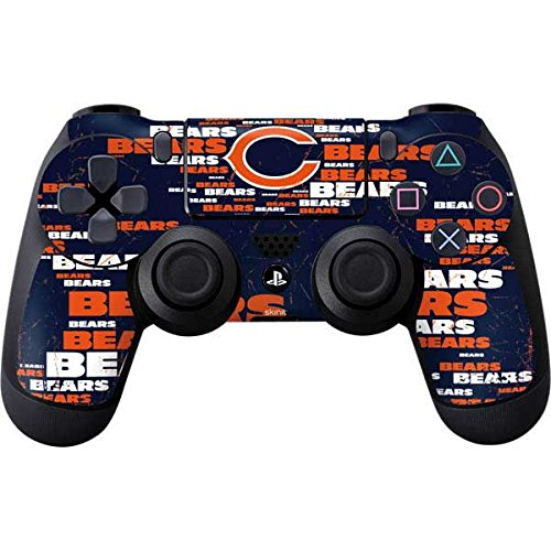 NFL Chicago Bears PS4 Controller Skin - Chicago Bears Blast