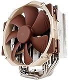 Noctua 14cm U-series Single Tower CPU Cooler, Brown (NH-U14S)