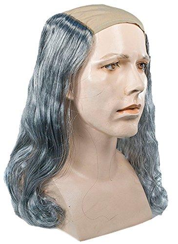 [Ben Franklin Bargain Wig] (Ben Franklin Adult Mens Costumes)