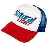 Natural Light Men's Mesh Trucker Hat