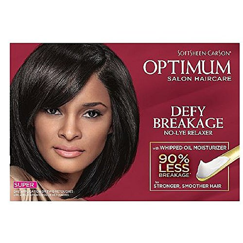 No Lye Conditioning Super Relaxer System Professional Relaxer System