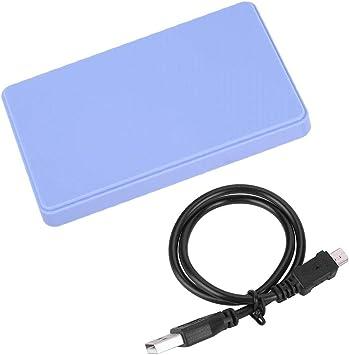 Bewinner Caja Externa de HDD, 480Mbps Transmisión de Datos USB2.0 ...