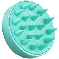 kexinda Handheld Silicone Massage Shampoo Brush Massager Plastic haar hoofdhuid hoofdmassage