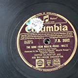 78rpm VICTOR SYLVESTER song from moulin rouge / mother nature & father time
