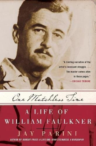 Download One Matchless Time: A Life of William Faulkner pdf
