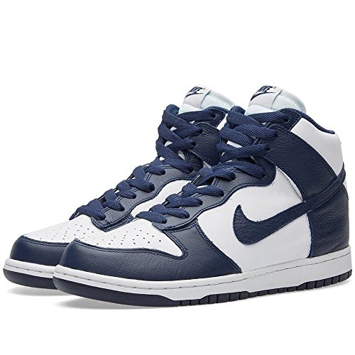 Nike-Dunk-Retro-QS-mens-Hi-Top-Trainers-850477-Sneakers-Shoes