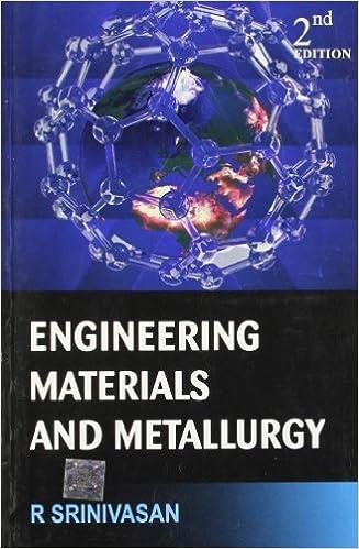 engineering materials metallurgy srinivasan