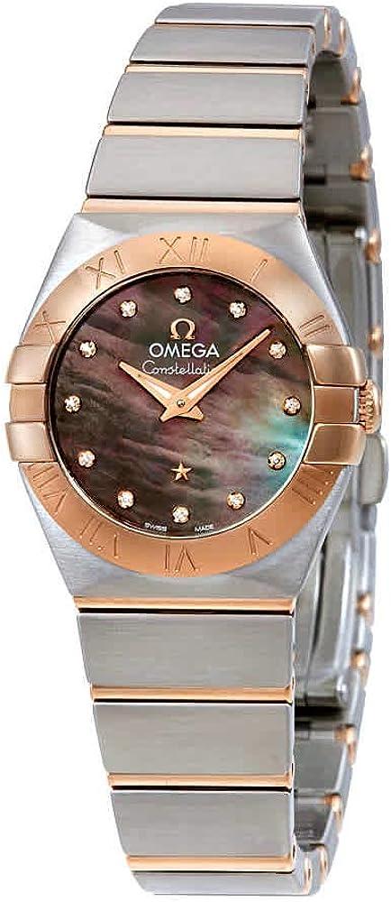 Omega Constellation Ladies Watch 123. 20. 24. 60. 57. 005