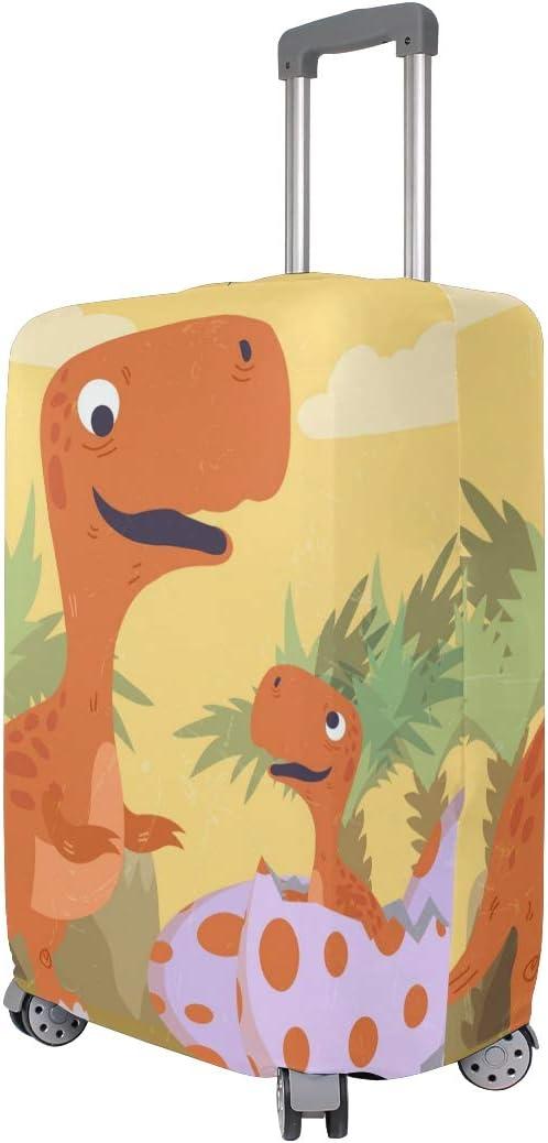 Cartoon-Dinosaurier geeignet f/ür 45,7 81,3 cm Alinlo Reisegep/äckh/ülle