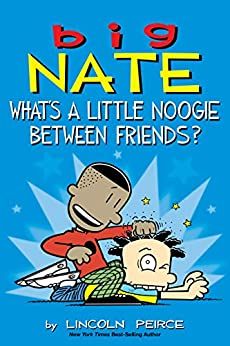capable download big nate what s a little noogie between friends