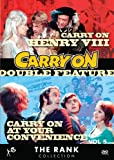 Carry On Double Feature Vol 5: Carry On Henry VIII & Carry On At Your Convenience
