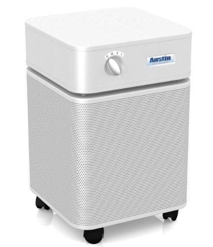 Austin Air B400C1 Health-Mate Air Purifier, Standard, White